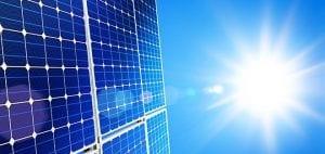 solcelle anlæg