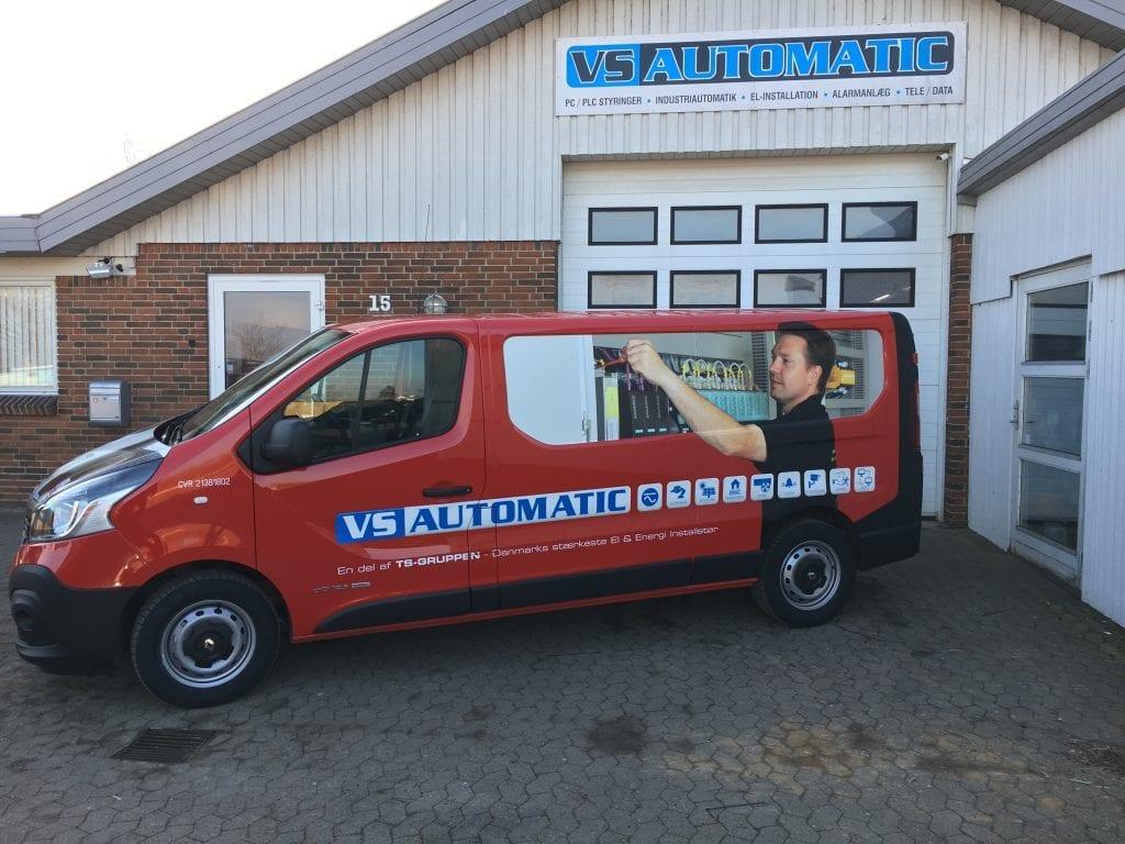 Vs-automatic-bil