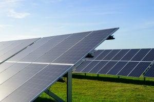 Solcelle-og-varmepumpeanlæg