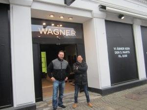 Wagner-el-installation