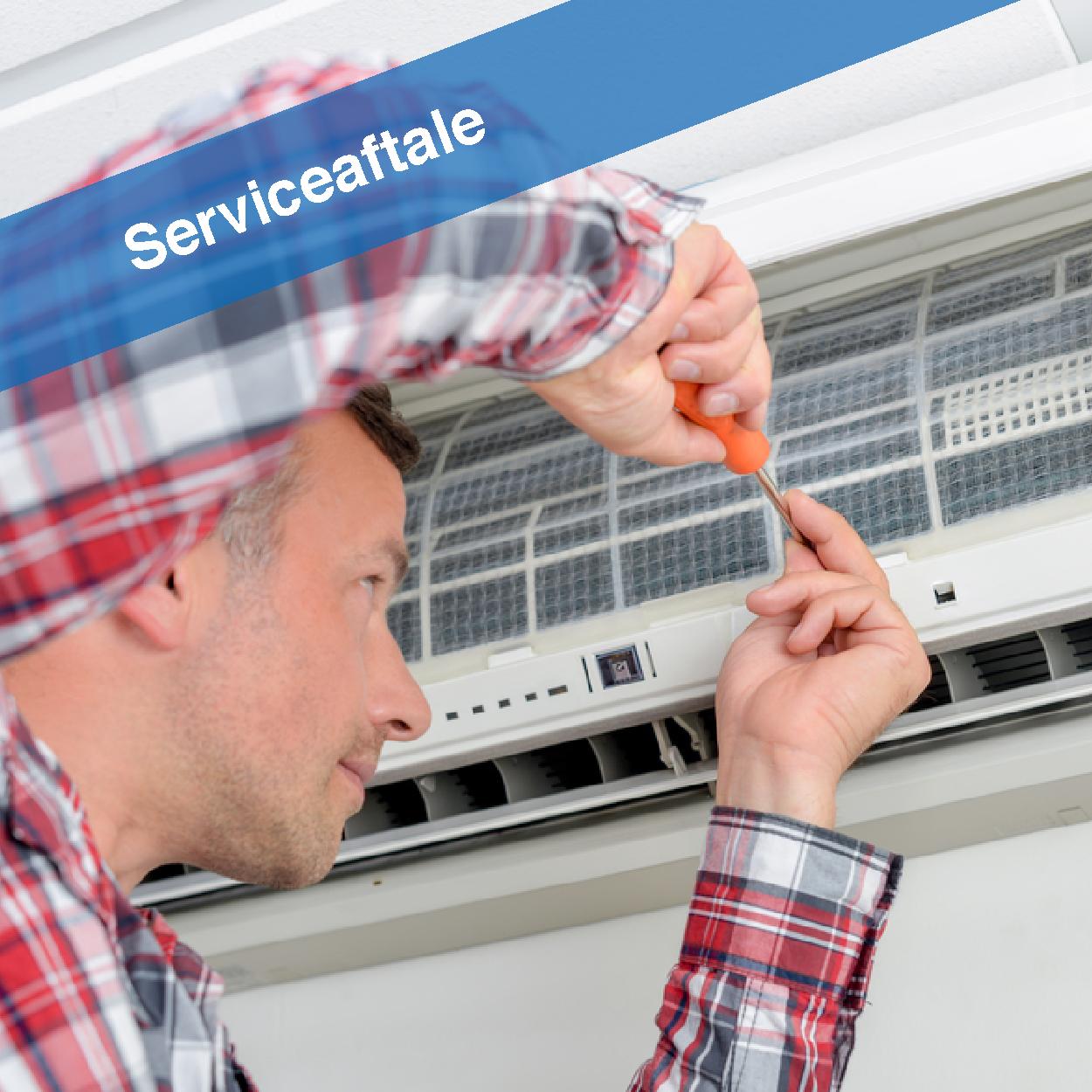 varmepumpe-serviceaftale