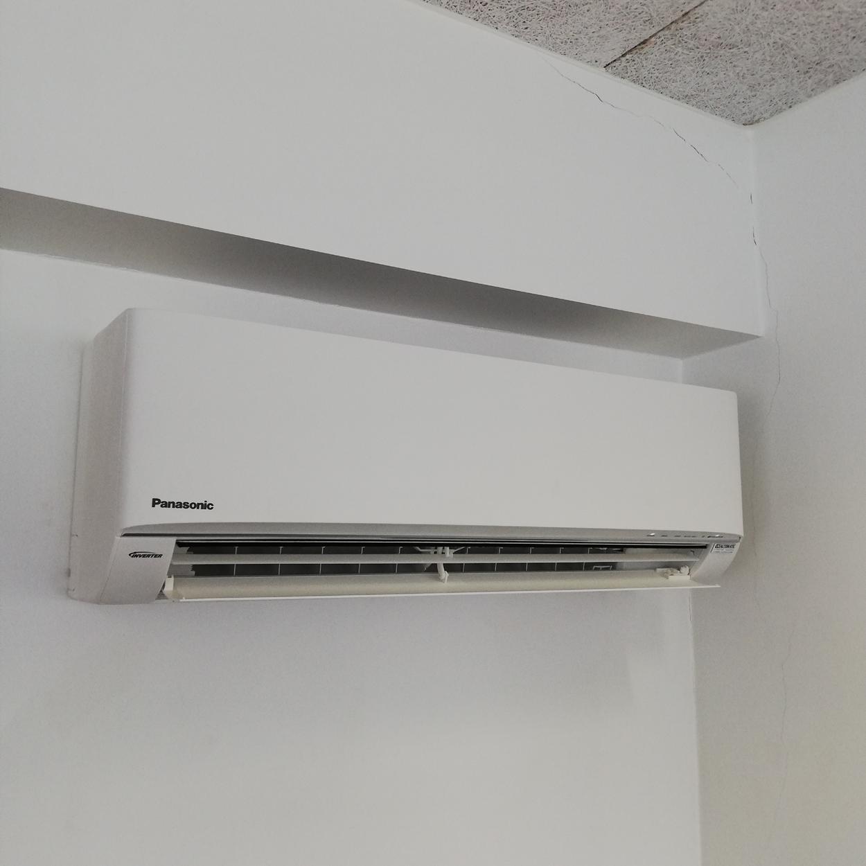 vedligeholdelse af varmepumpe