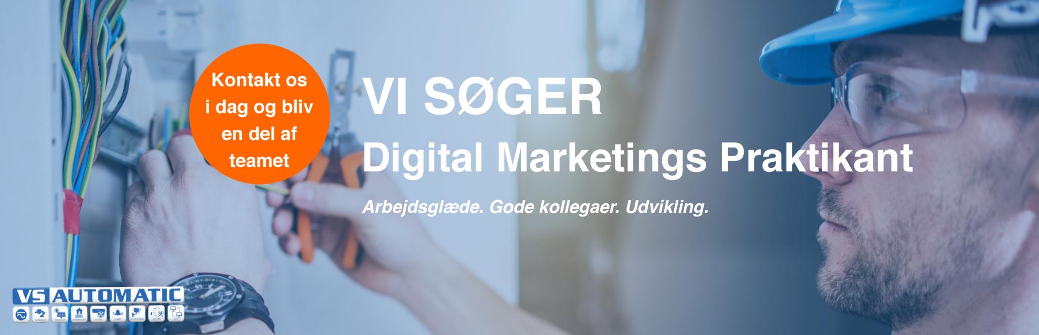 digital marketings praktikant