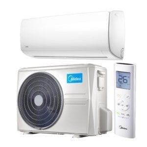 Luft til luft varmepumpe - Midea