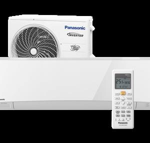 Panasonic NZ25TKE varmepumpe sæt