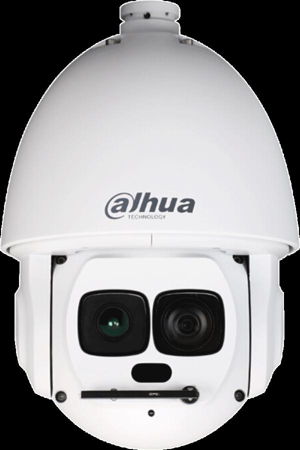PTZ kamera 2 MP 30 x optisk zoom StarLight indbygget IR laser-lys Hi-PoE, SD6AL230F-HN