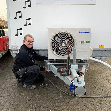 Hvorfor vælge en ve-installatør til at opsætte din varmepumpe i 2020