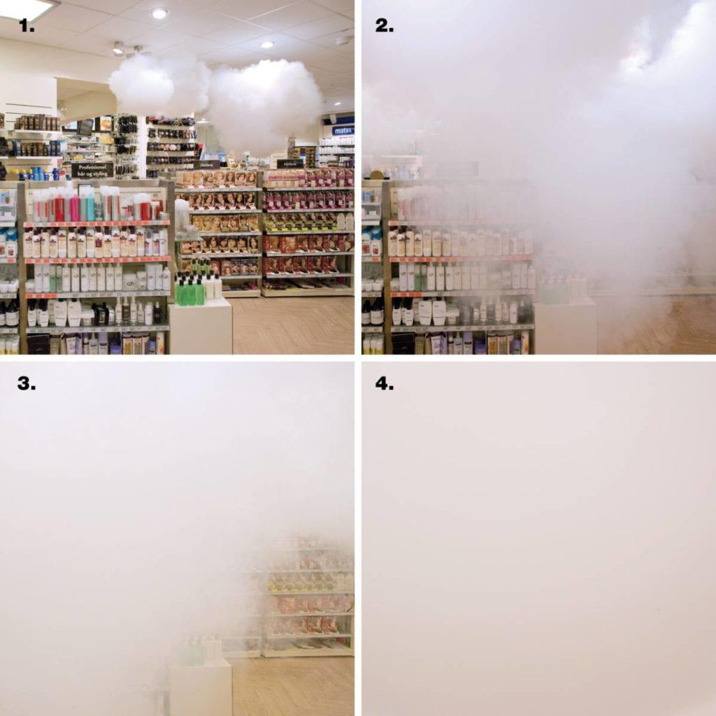 Protect tågekanon i matas