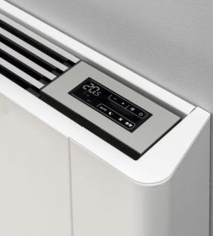 Panasonic Air radiator paw aair front knapper