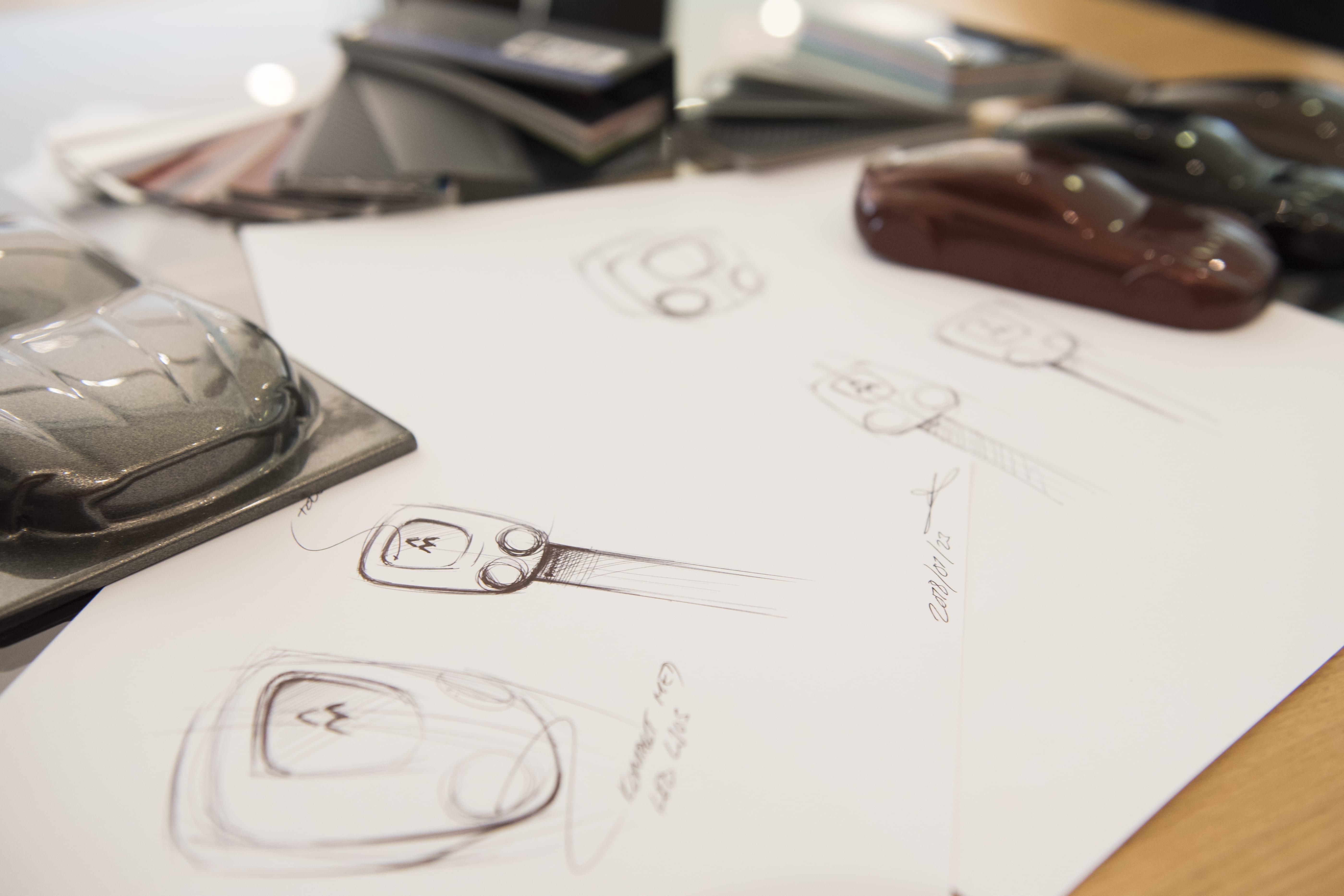 Charge Amps ladestander tegninger