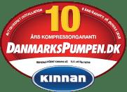 DanmarksPumpen Logo