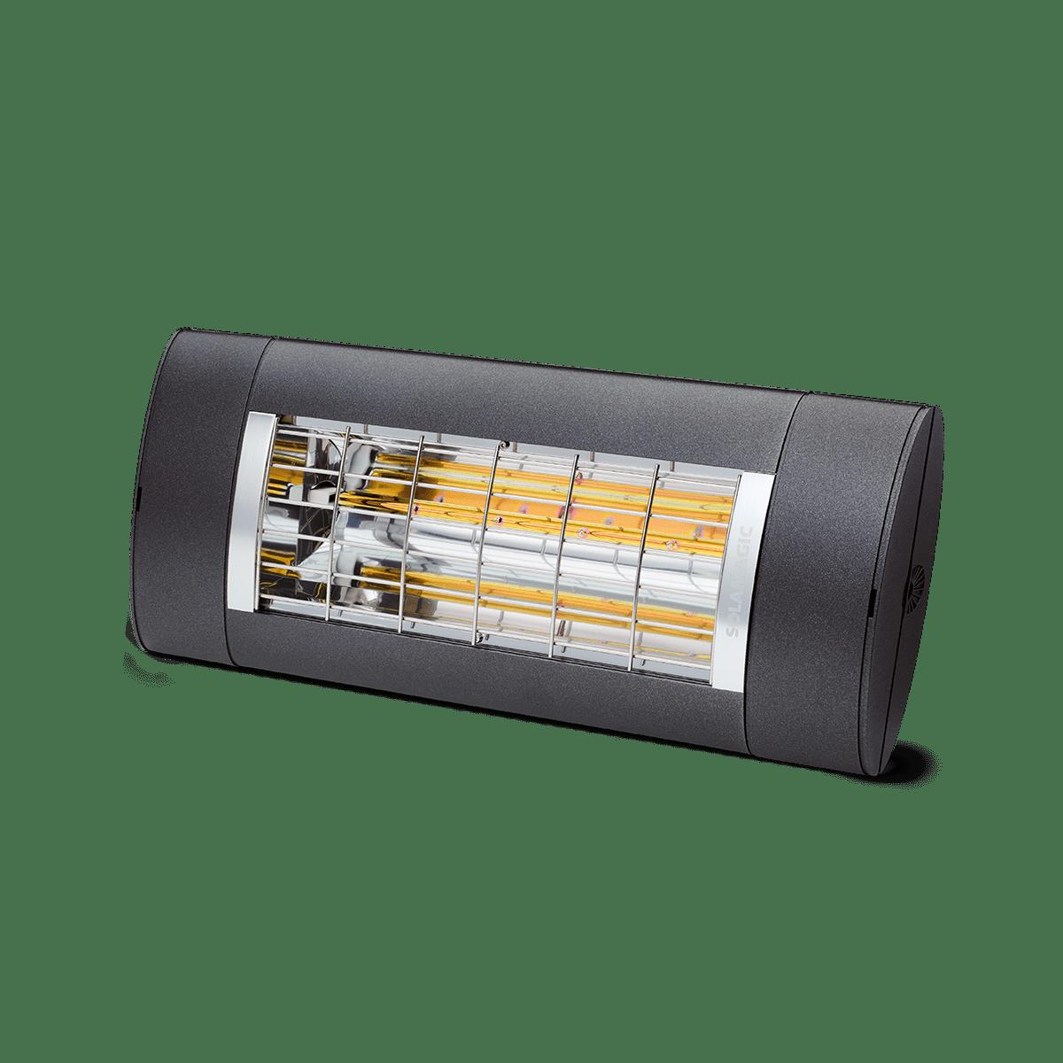 Solamagic teressevarmer PREMIUM_1400_Anthracite_low