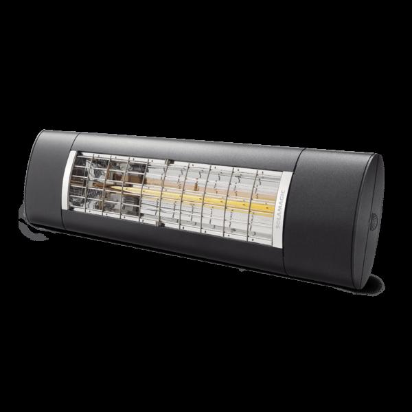 Solamagic teressevarmer PREMIUM_2500_ARC + BTC Anthracite