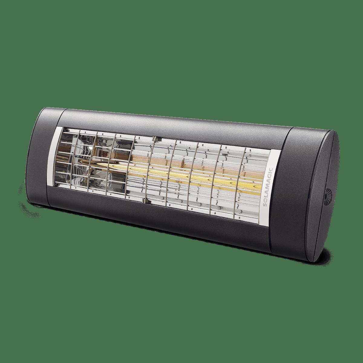 Solamagic teressevarmer PREMIUM_2500_Anthracite_low