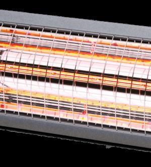Solamagic terrassevarmer ECOPRO 1400 Antracit