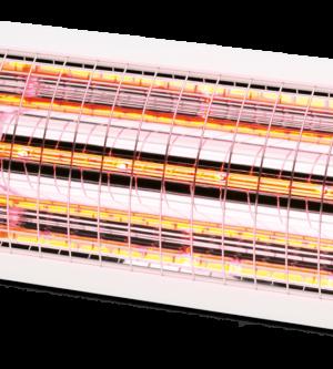 Solamagic terrassevarmer ECOPRO_1400_Hvid_T