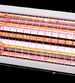 Solamagic terrassevarmer ECOPRO_1400_Titanium_T