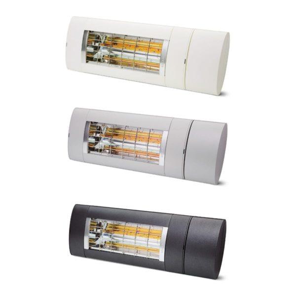 Solamagic terrassevarmer Premium 2000 ARC+BTC