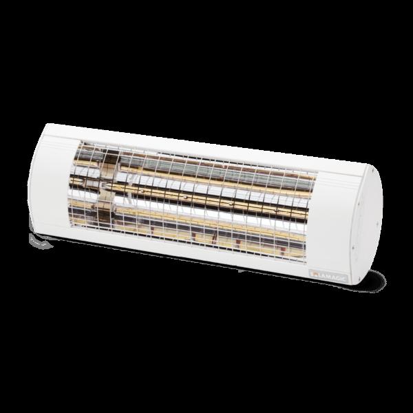 Solamagic varmelampe BASIC_1400_White_low