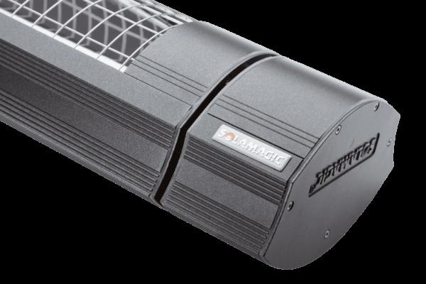 solamagic terrassevarmer ECOPRO_ARC_BTC_2000_detalje_modul