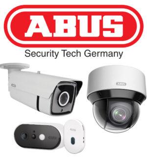 ABUS videoovervågning