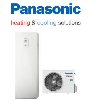 Panasonic luft til vand
