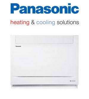 Panasonic varmepumpe gulvmodel