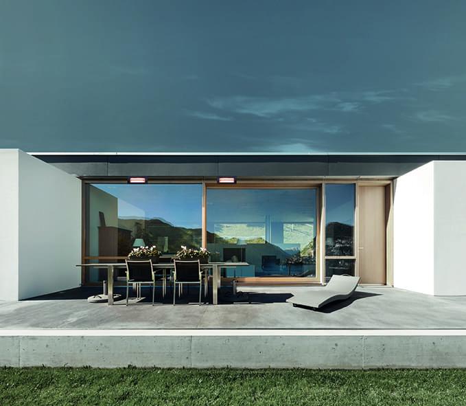 Solamagic terrassevarmere