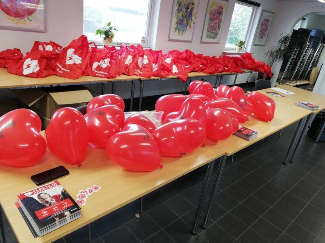 Hjerteforeningen indsamling_2020