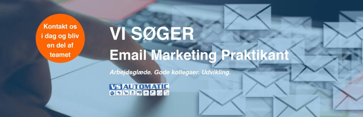 email marketing praktikant