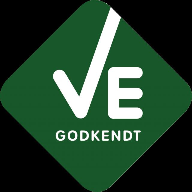 VE installatør godkendt logo vs automatic