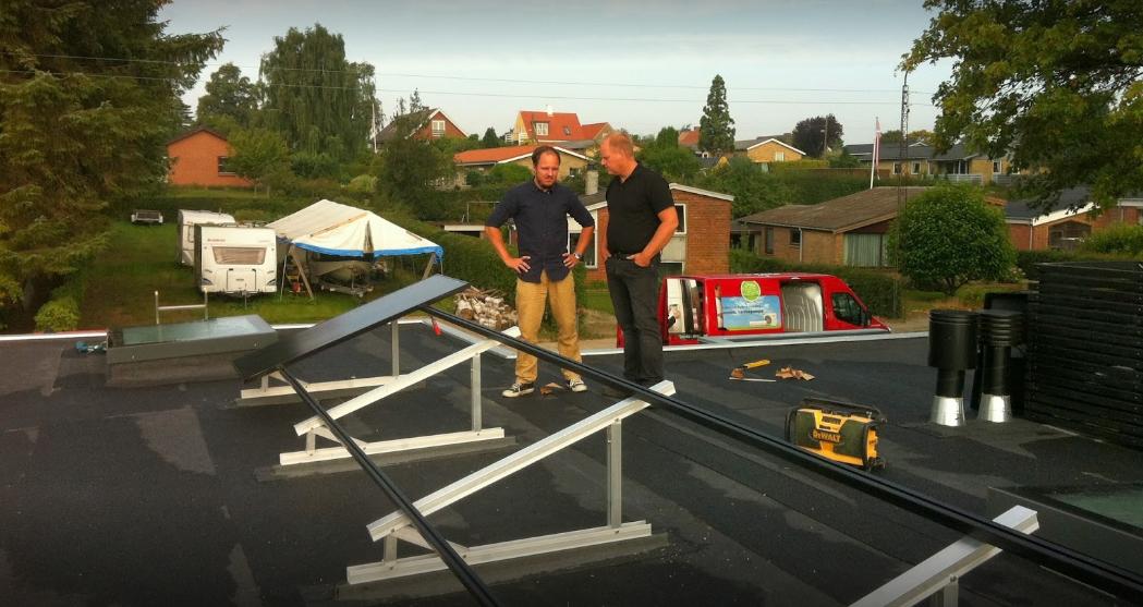 Hvordan virker hybride solceller