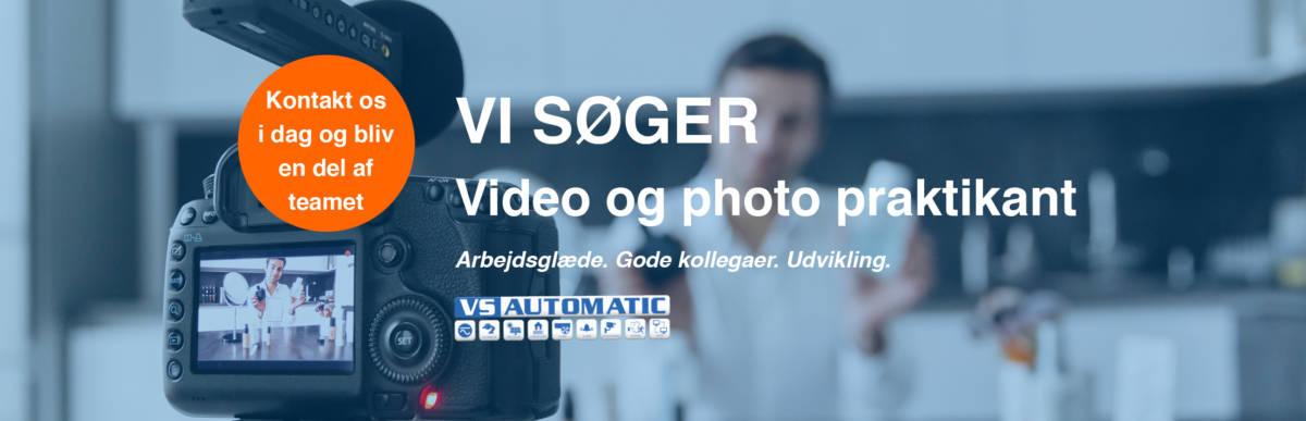 video og photo praktikant