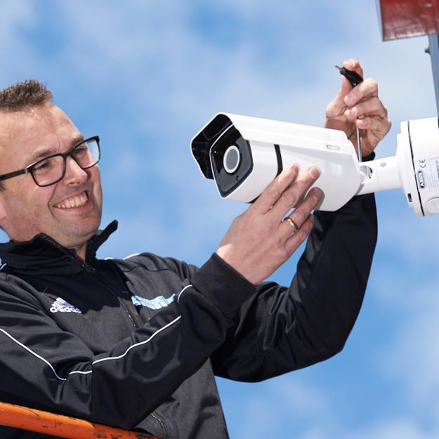 Abus videoovervågning Abus kamera