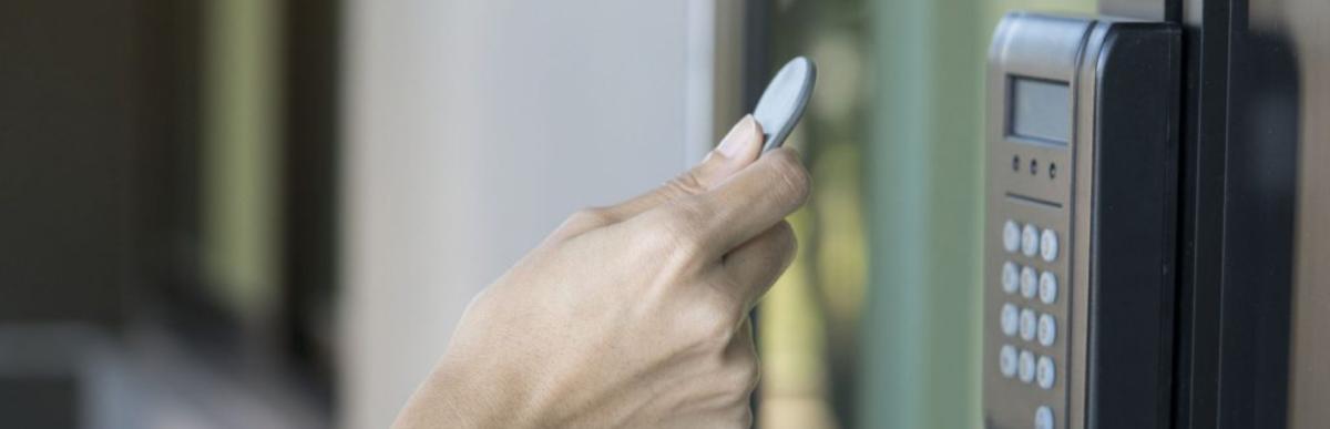 Abus videoovervågning adgangskontrol